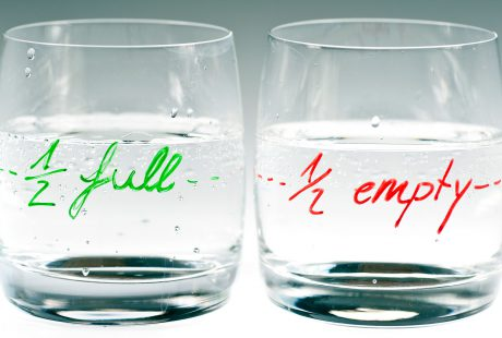 Q&A: Optimist and Pessimist