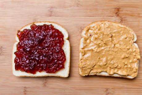 Peanut Butter, Jelly, and Perception