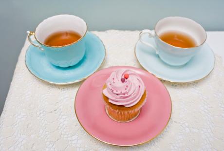 Tea parties with God
