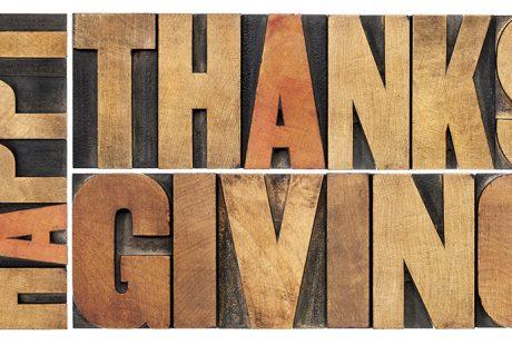 Thanksgiving: Turkey & Expectations