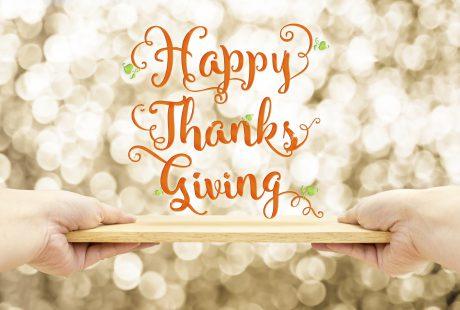 Giving & Living Gratitude
