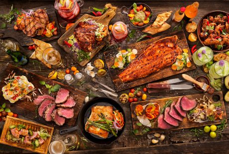 Q&A: Food, Food, Food