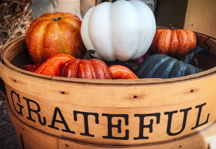 Giving Thanks: An Attitude of Gratitude